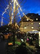 Weihnachtsmarkt in der Burg Bielstein