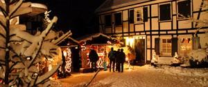 """Romantische """"Döörper Weihnacht"""" in Ruppichteroth 2012"""